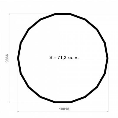 Купольный конструктор Z10H