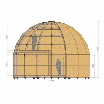 Купольный конструктор Z8H