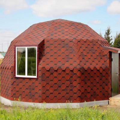 Купольный дом Z6